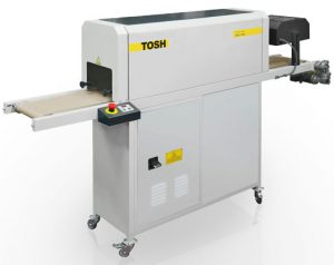 Hot air bench ovens Mod  HA5 and HA6 - TOSH
